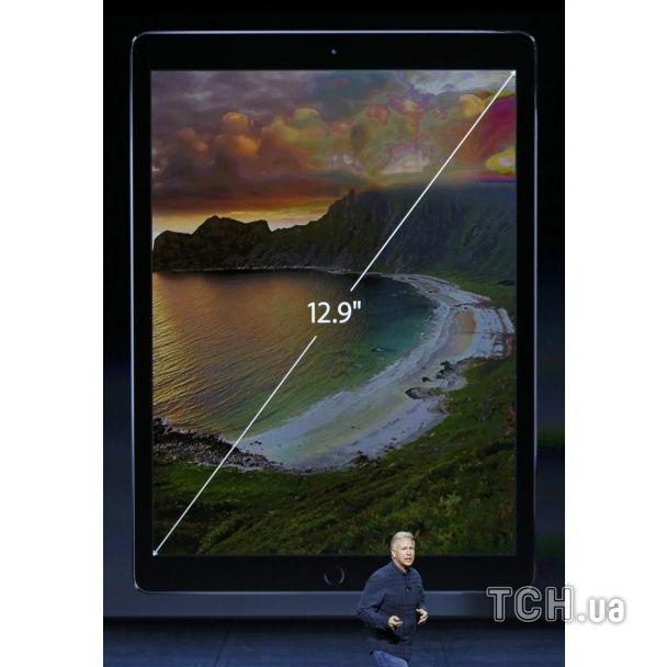 Вражаюче оновлення від Apple: iPhone 6s, наступне покоління іРad, 10 тисяч додатків для Apple Watch