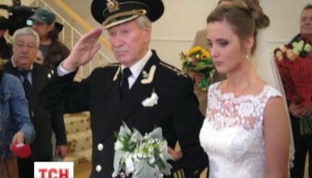84-річний російський актор Іван Краско одружився зі студенткою