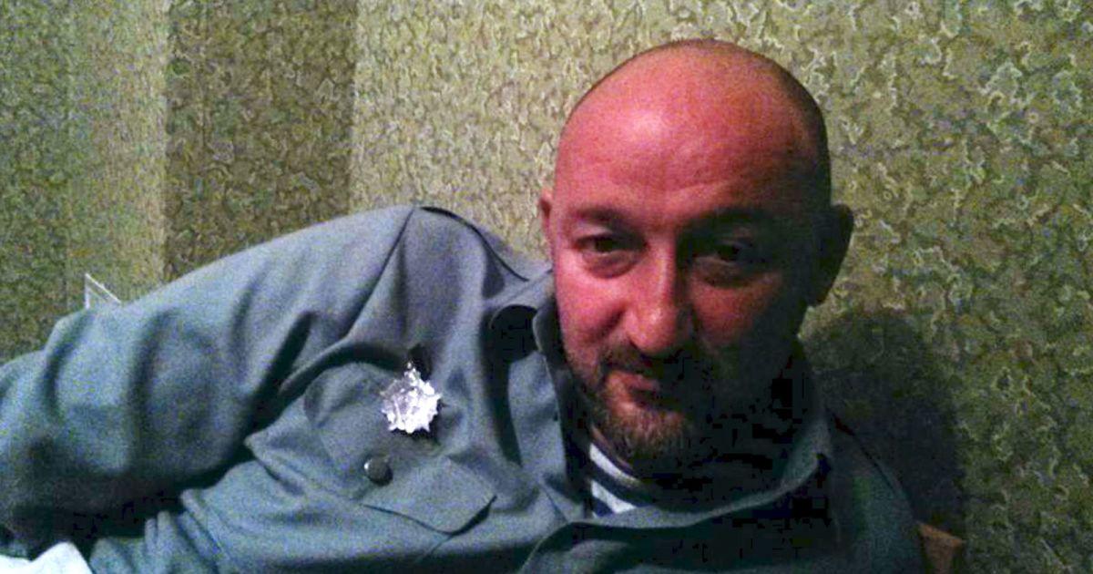 """Мочанов шутит, что """"заживет, как на овчарке"""" после того, как его побили битами в зоне АТО"""
