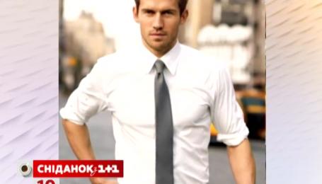 Андре Тан розповів, як носити чоловічі сорочки