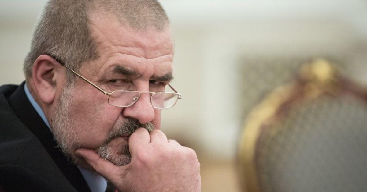 """Все """"дыры"""" на админгранице с оккупированным Крымом закрыты - Чубаров"""