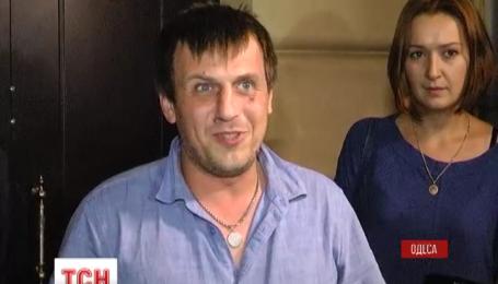 Одесский автомайдановец Евгений Резвушкин вышел из СИЗО