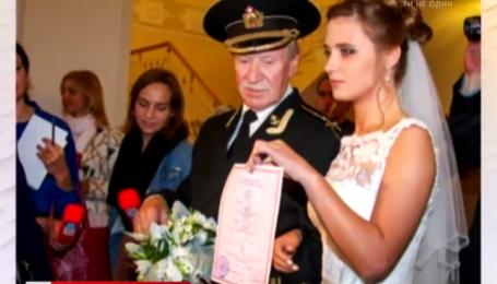 Иван Краско женился на студентке на 60 лет моложе
