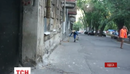 Вночі у Одесі стався вибух гранати