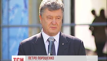 Порошенко настаивает, что все пункты Минских соглашений должны быть выполнены до конца года