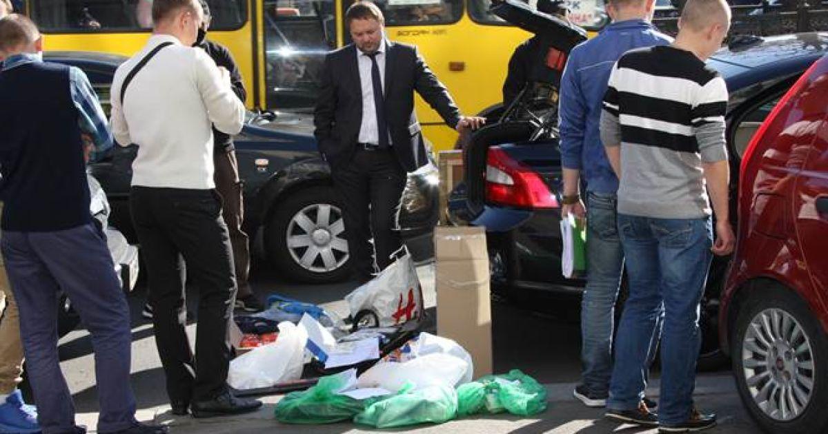 О задержании сообщили в пресс-службе @ Пресс-служба СБУ