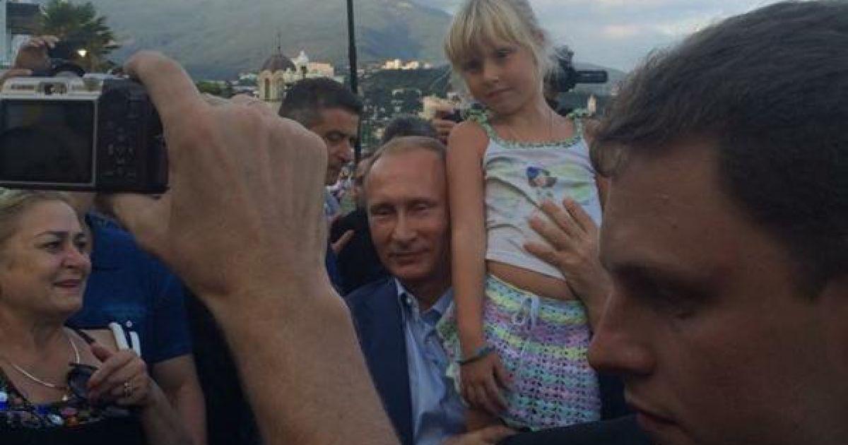 МИД осудил поездку Путина и Берлускони в Крыму