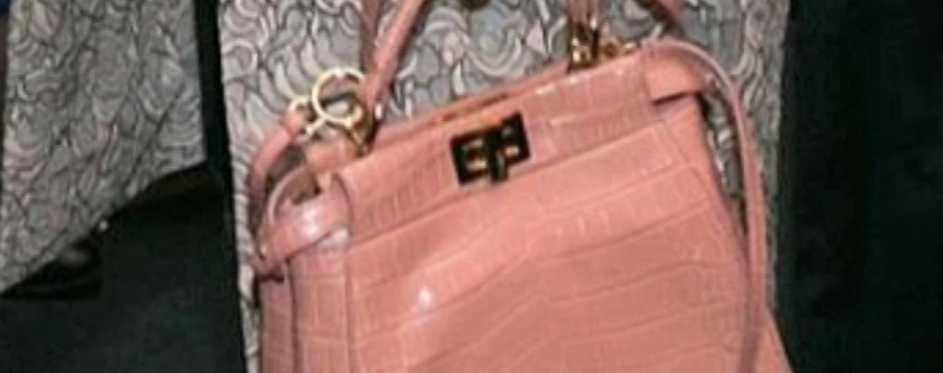 Дружина Порошенка розповіла, звідки взяла сумочку за півмільйона гривень