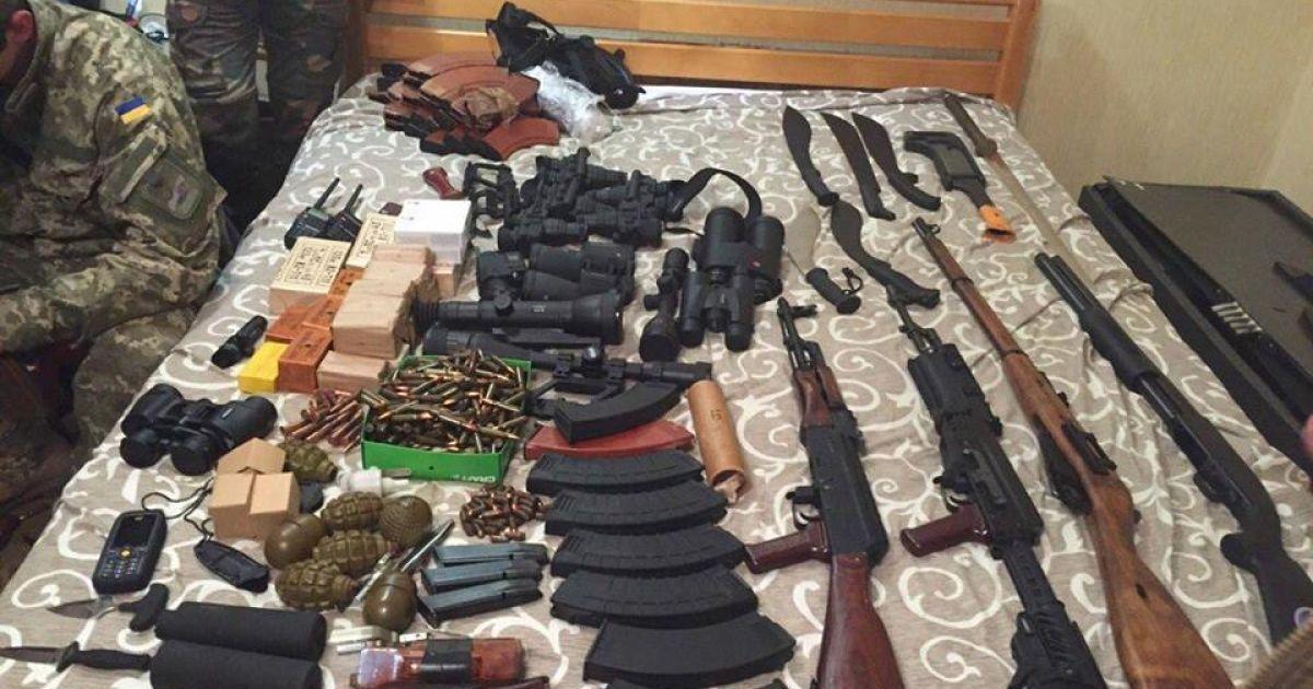 СБУ попередила вбивство Авакова @ Facebook/Служба безпеки України