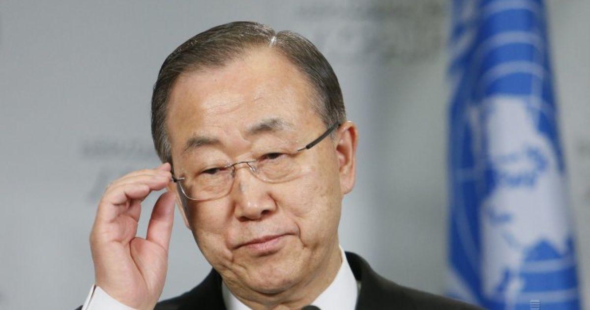 """Пан Ги Мун предлагает срочно внести три """"фундаментальные изменения"""" в миротворческую деятельность ООН"""