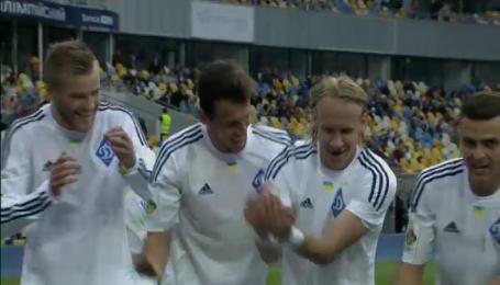 Динамо - Олександрія - 2:0. Віда відсвяткував голом народження сина