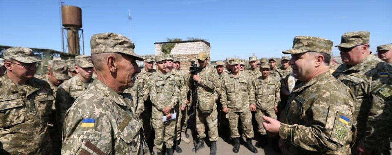 Чисельність української армії зросла до 280 тисяч чоловік — Полторак