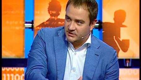 Андрій Павелко вірить у нове покоління українських арбітрів
