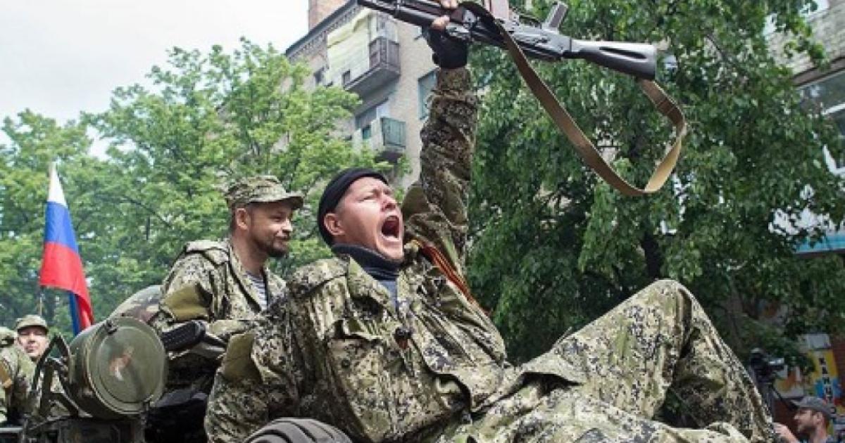 Боевики продолжают обстрелы сил АТО и ссорятся между собой