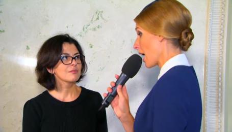 Оксана Сироїд відпочивала в рідному селі