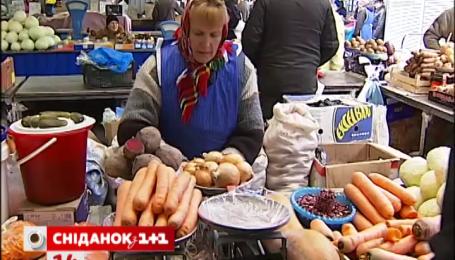 Цены на морковь и капусту могут вырасти на 80 процентов
