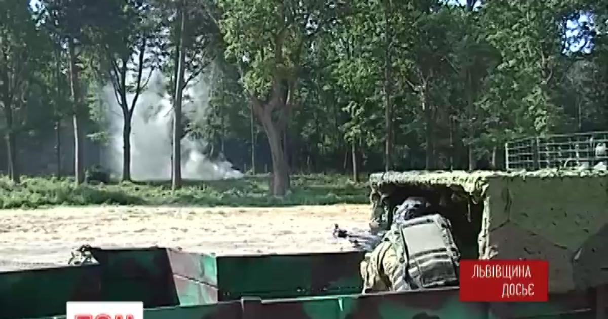 На Яворивском полигоне стартуют украинско-канадские военные учения