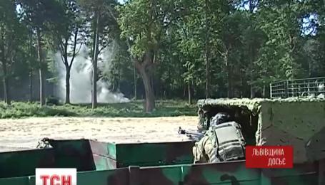 Українсько-канадські військові навчання стартують сьогодні на Львівщині