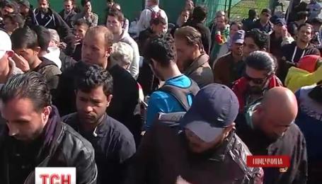 Германия временно ввела контроль на своих границах из-за наплыва беженцев