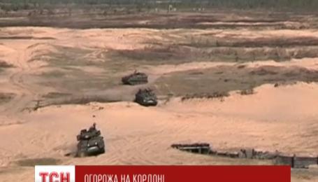 Латвія відгороджується парканом від Росії