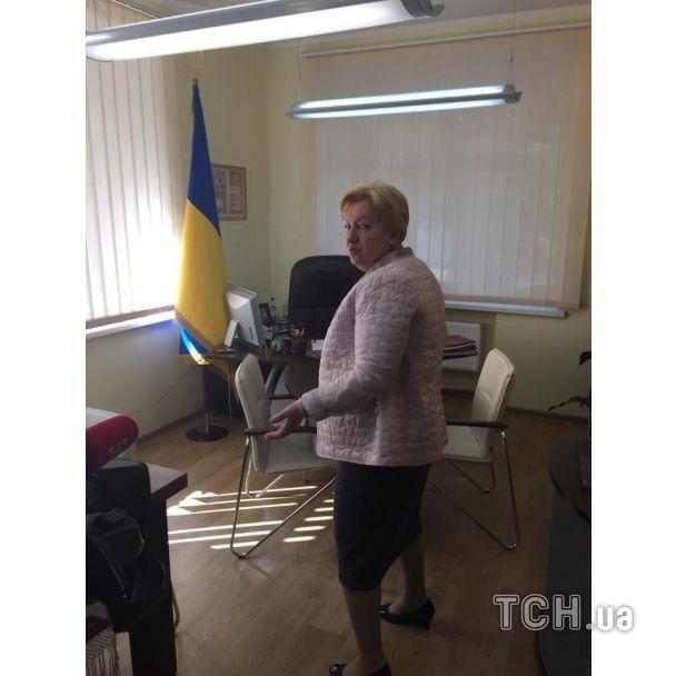 ТСН зустріла розшукувану СБУ Ульянченко у Києві