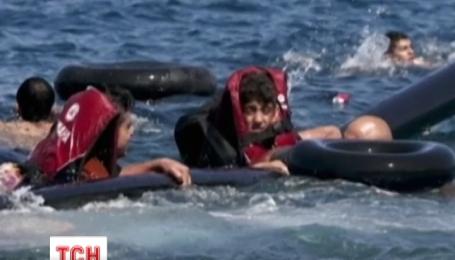 34 мигранта из Сирии утонули неподалеку от Греции