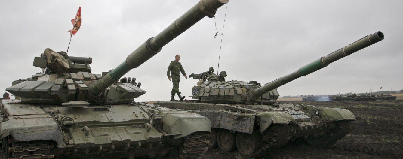 Бойовики нахабно обстріляли сили АТО у Пісках та Зайцевому із забороненої артилерії