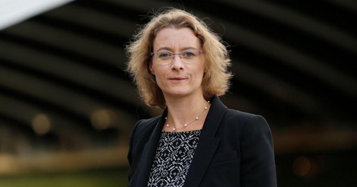 Посольство Франции в Украине впервые возглавила женщина