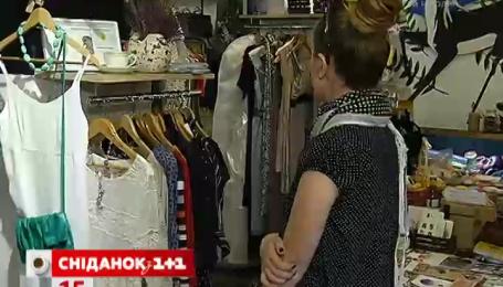 Ненужные вещи украинцы все чаще отдают на благотворительность