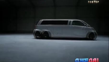 Немцы выпустили Smart лимузин
