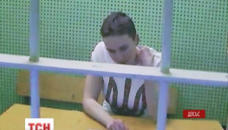 Российский суд на полгода продлил арест Надежды Савченко