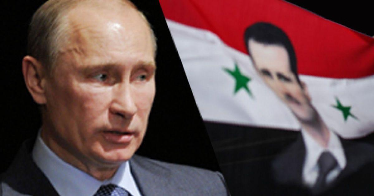 Россия еще в 2012 году предлагала свергнуть Асада - дипломат