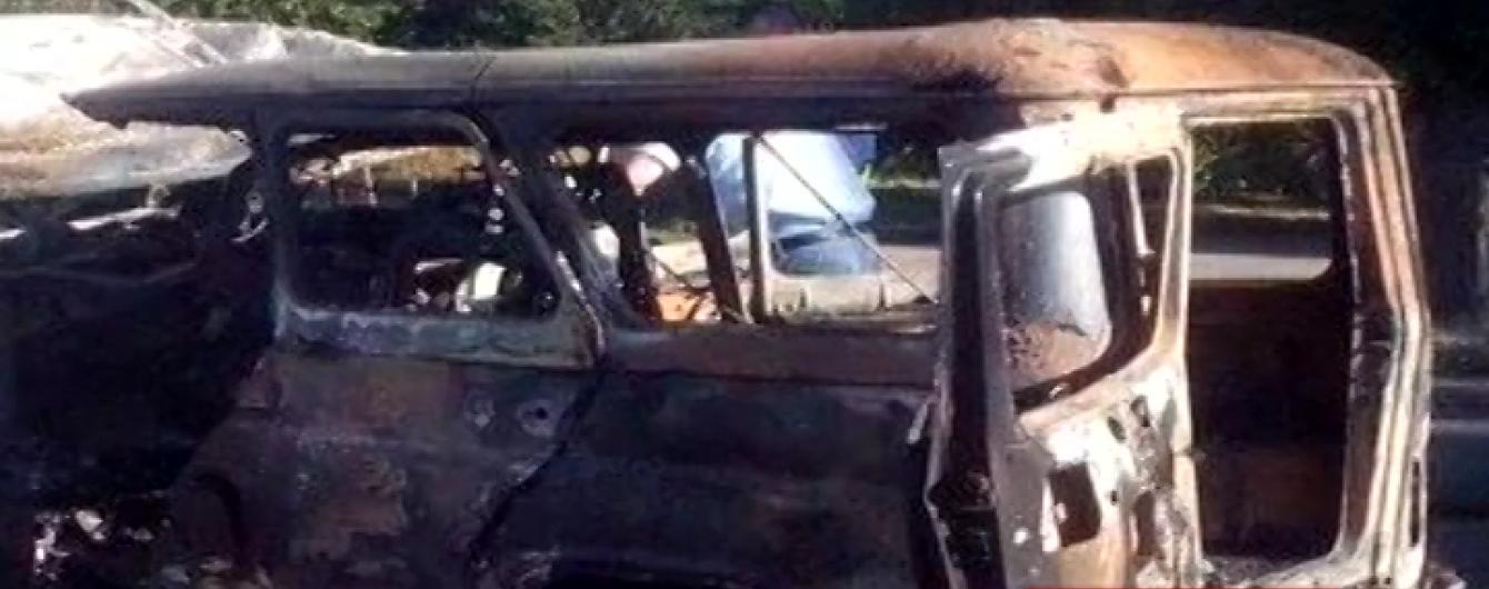 """""""Правий сектор"""" підтвердив причетність загиблих у ДТП бійців до мукачівської стрілянини"""