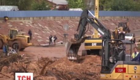 15 человек стали жертвами разрушительных наводнений в американском штате Юта