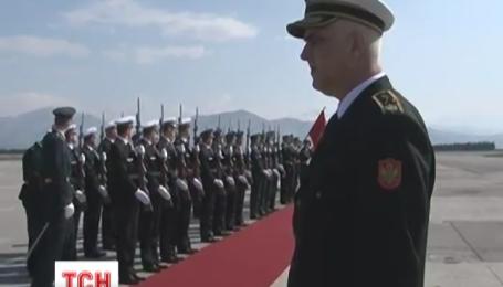 Чорногорію запрошують до НАТО вже цієї зими