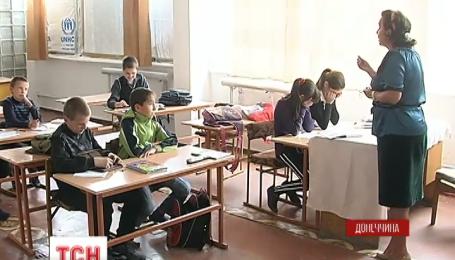Благодаря относительной тишине на Востоке в школы в прифронтовых селах возвращаются дети