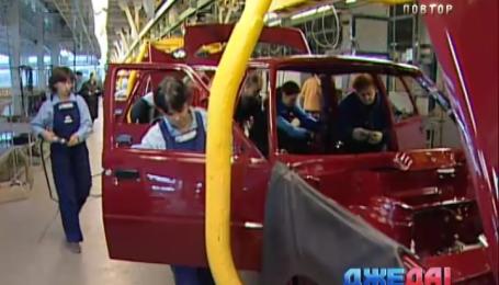 За последний месяц с конвейеров украинских заводов не выехало ни одной легковушки
