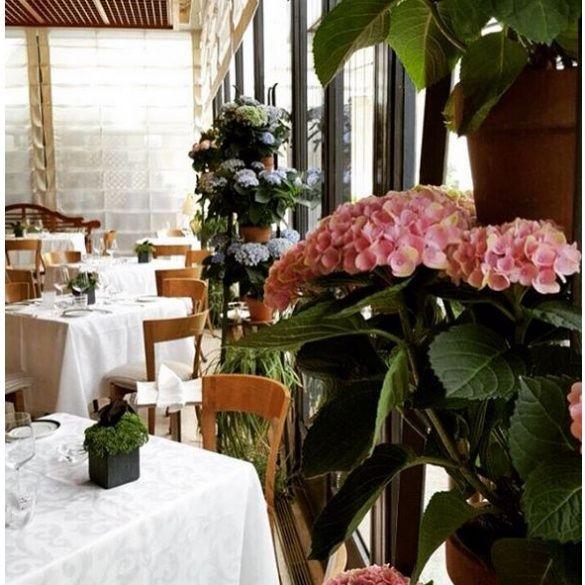 Ресторан в Мілані 2