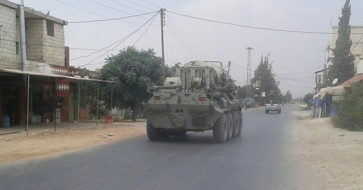 Останнім часом різко збільшилася кількість ознак присутності російських військ в Сирії.