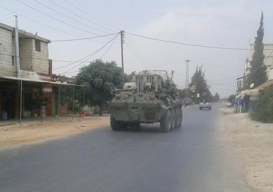 Шойгу доповів Путіну про виведення російських військ з Сирії