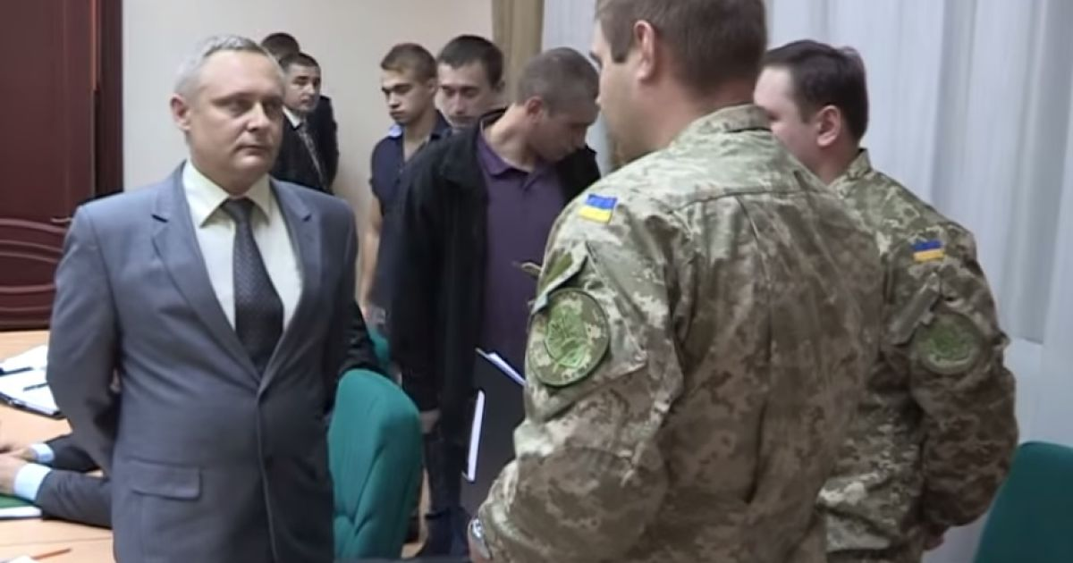 СБУ обнародовала видео задержания полковника контрразведки, которого поймали на взятке