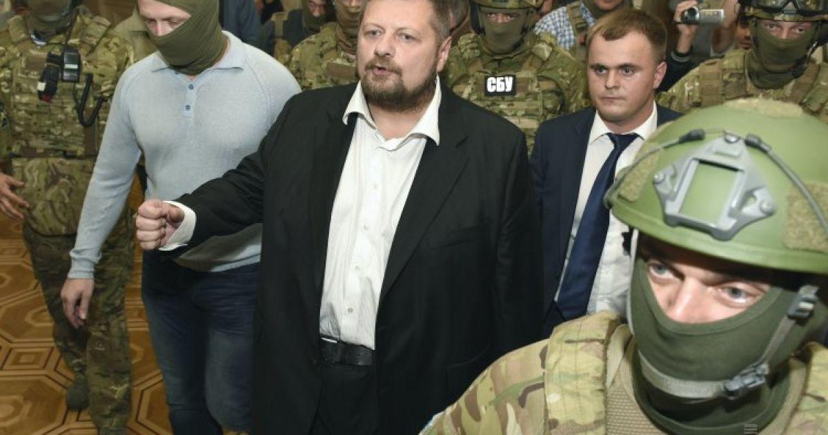 Порошенко впервые прокомментировал арест Мосийчука