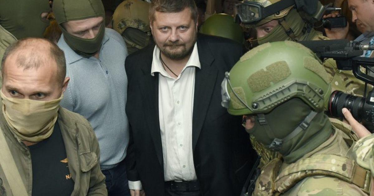 Может хоть кошку пивом обольем. Реакция известных украинцев на задержание Мосийчука
