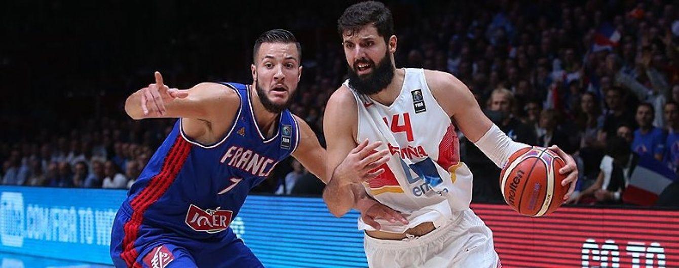 Міжнародний скандал у баскетболі: ФІБА дискваліфікувала низку збірних від участі у Євробаскеті-2017