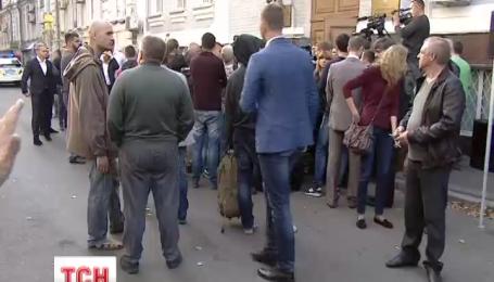 В Печерском суде столицы выбирают меру пресечения Игорю Мосийчуку