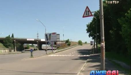 В столице массово меняют дорожные знаки