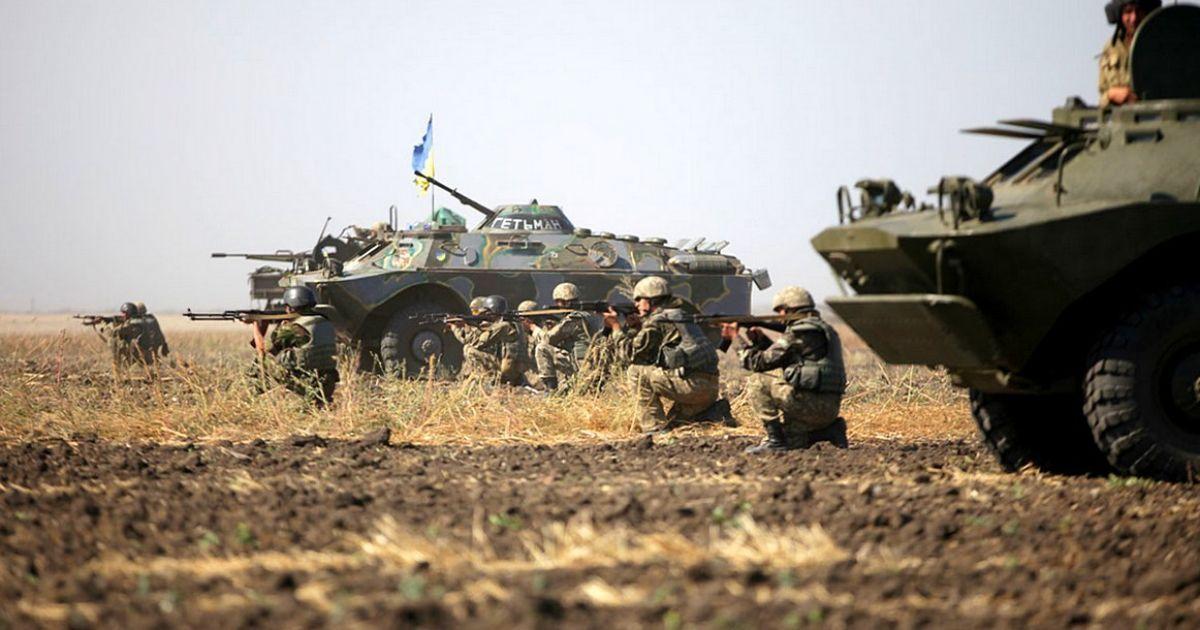Украинцы назвали виновных в конфликте на Донбассе