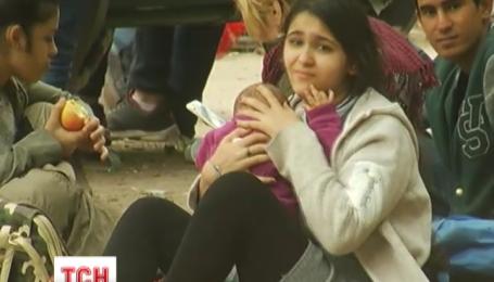 Германия ожидает до миллиона мигрантов в этом году