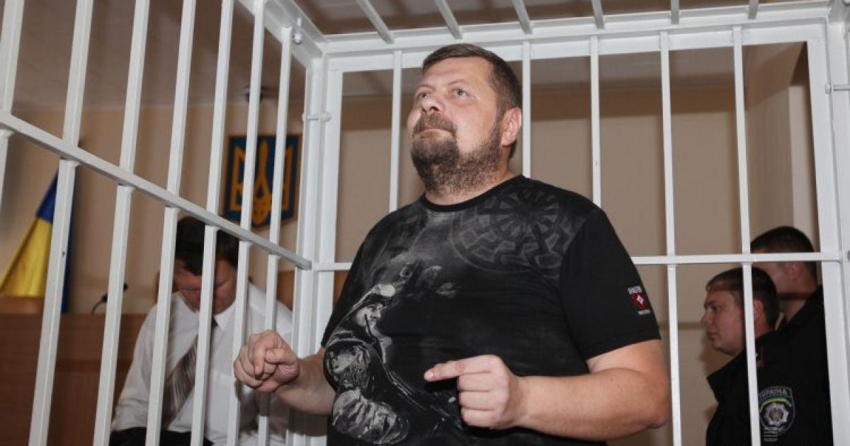 Суд отказал Мосийчуку в отводе судьи