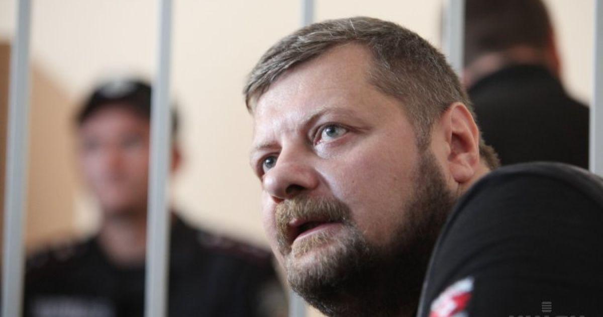 Мосийчук назвал условия, при которых прекратит голодовку